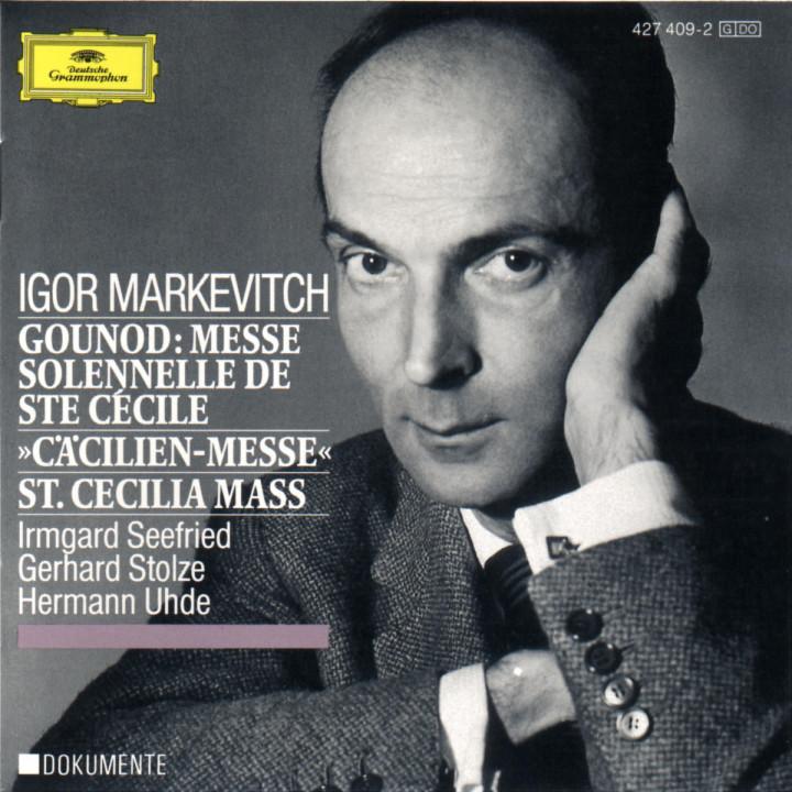 Gounod: Messe solennelle de Sainte Cécile 0028942740929