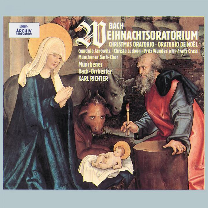 Bach: Christmas Oratorio 0028942723627