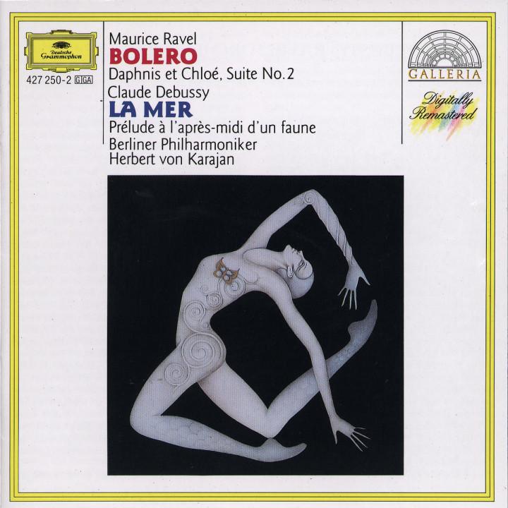 Ravel: Boléro / Debussy: La Mer 0028942725021