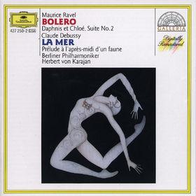 Die Berliner Philharmoniker, Ravel: Boléro / Debussy: La Mer, 00028942725027