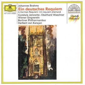 Die Berliner Philharmoniker, Ein deutsches Requiem, 00028942725225