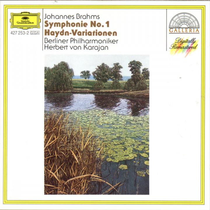 Sinfonie Nr. 1 c-moll op. 68; Haydn-Variationen 0028942725320