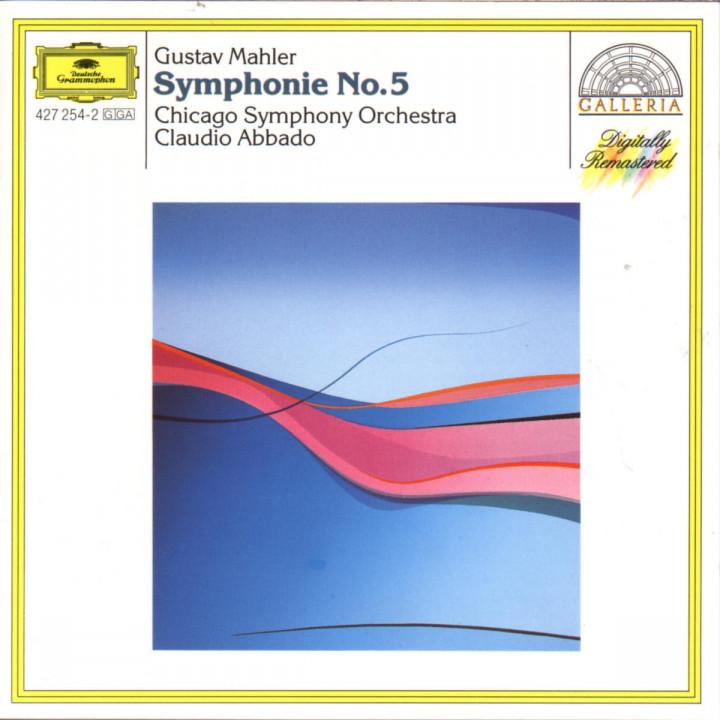 Mahler: Symphony No.5 0028942725423