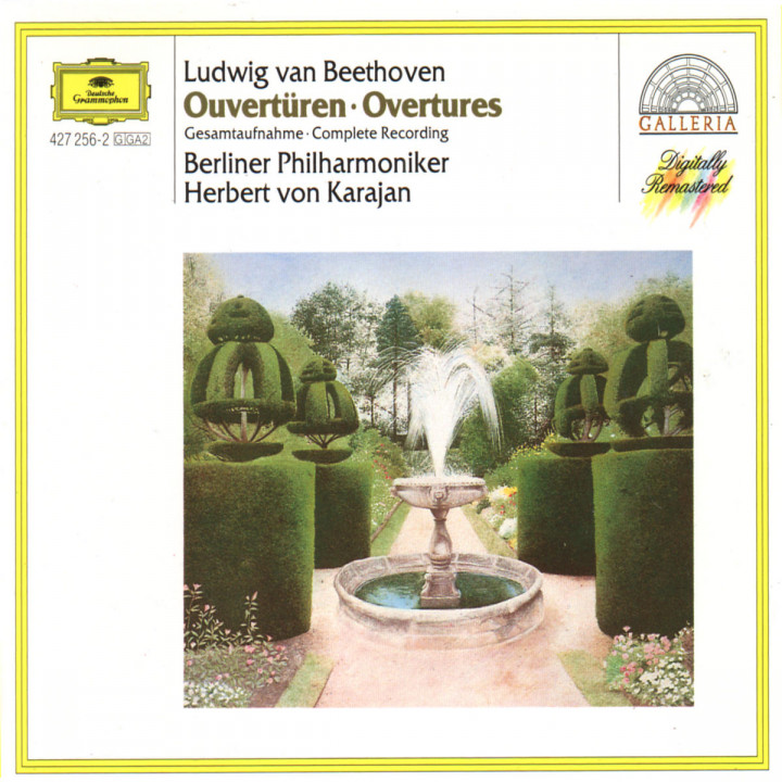 Beethoven: Overtures 0028942725629