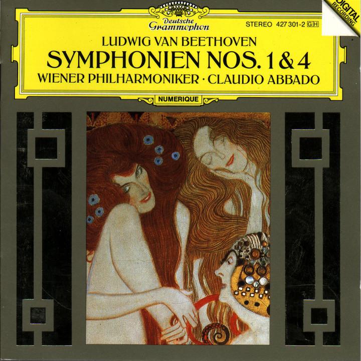 Sinfonien Nr. 1 C-dur op. 21 & Nr. 4 B-dur op. 60 0028942730122