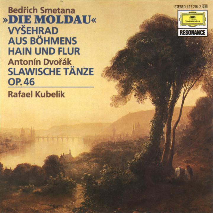 """Smetana: """"The Moldau"""" / Dvorák: Slavonic Dances 0028942721625"""