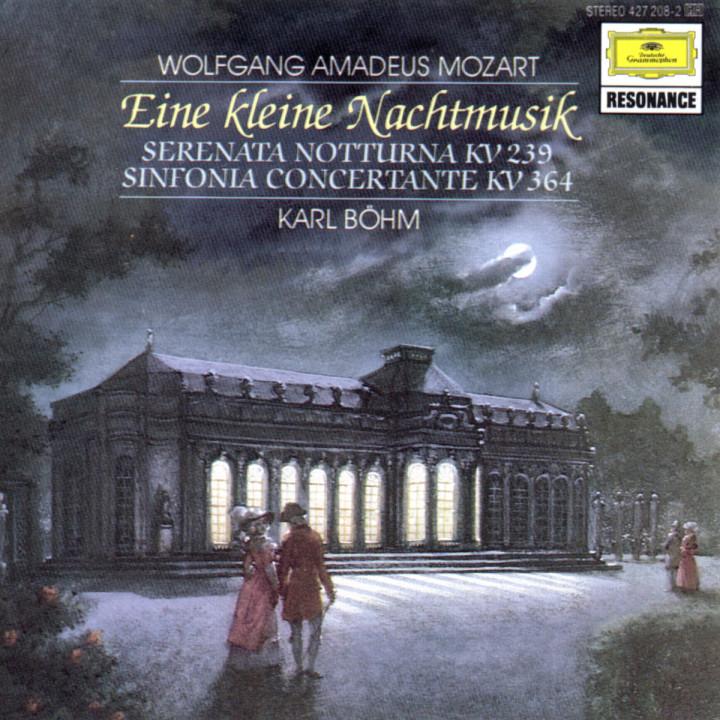 Mozart: Eine Kleine Nachtmusik 0028942720820