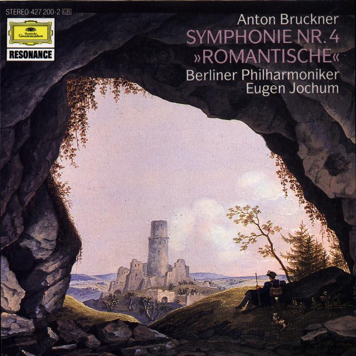 """Sinfonie Nr. 4 Es-dur """"Romantische"""" 0028942720026"""