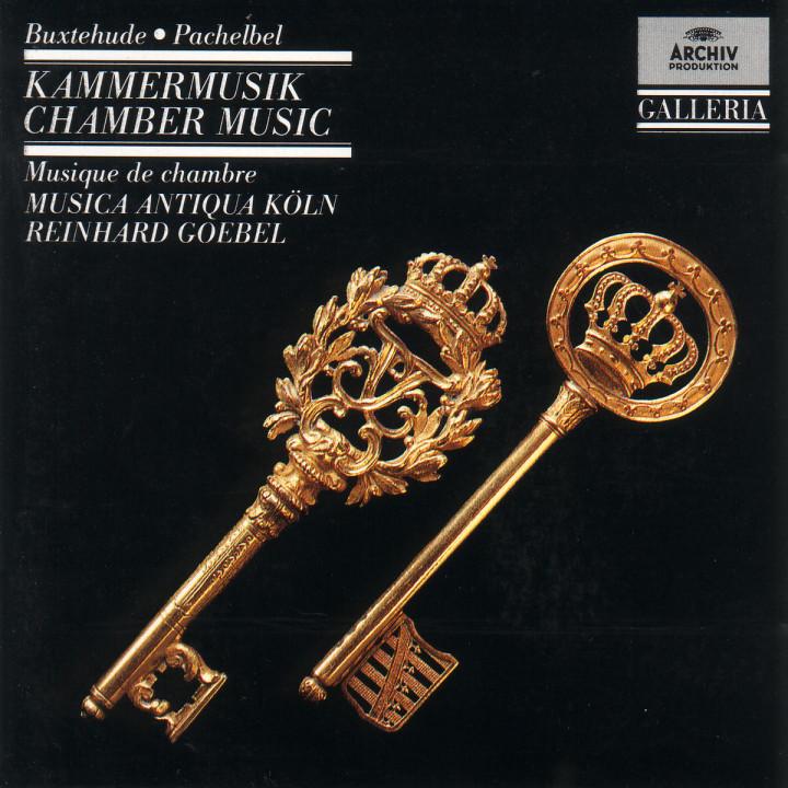 Sonaten für Violine, Viola da gamba und Basso continuo 0028942711828