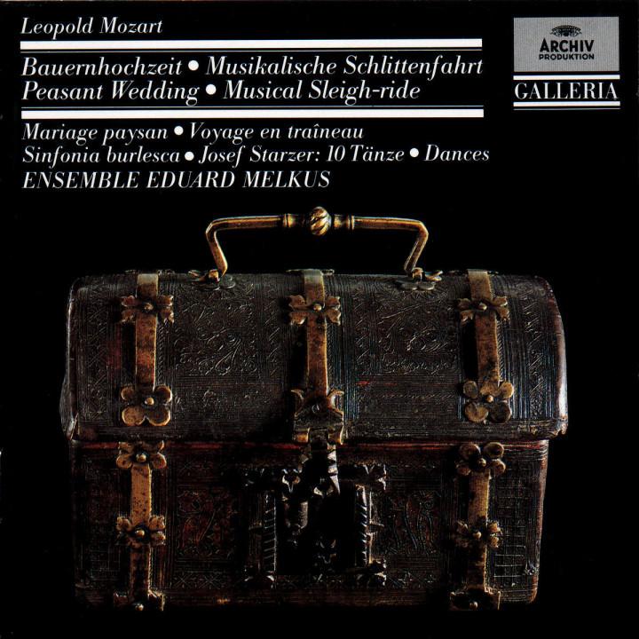 Musikalische Schlittenfahrt; Bauernhochzeit 0028942712221
