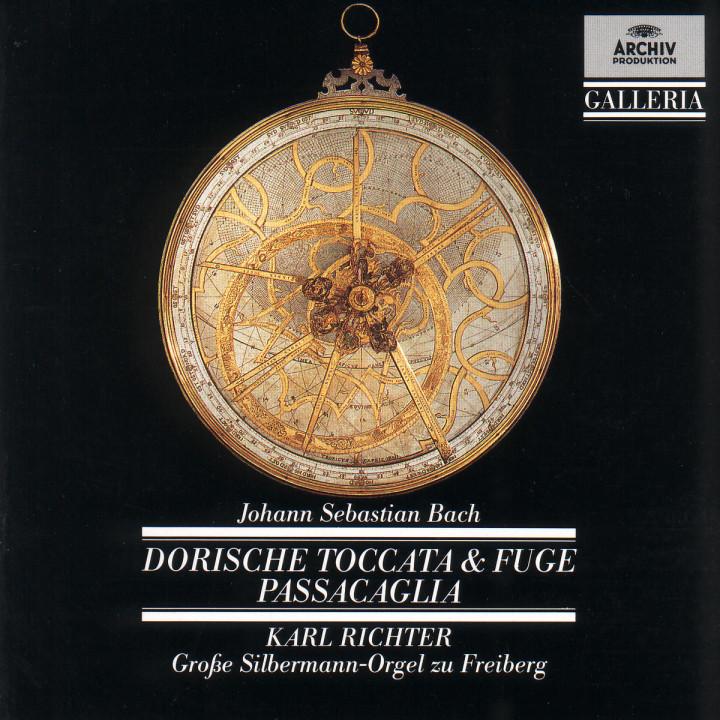 Passacaglia c-moll BWV 582; Sei gegrüßet, Jesu gütig BWV 768; Toccata u. Fuge d-moll BWV 538 0028942712726