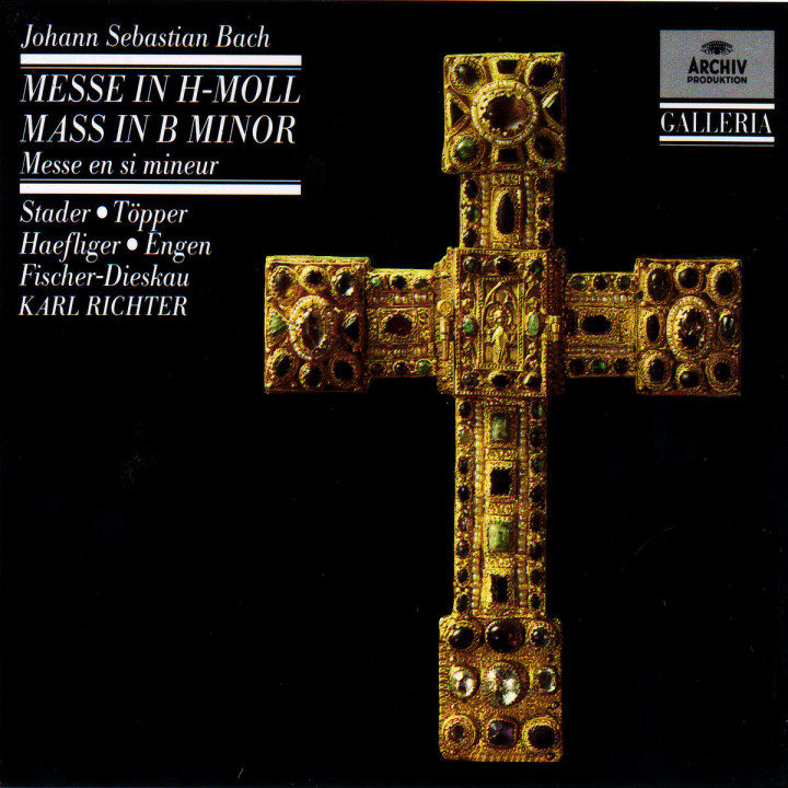 Messe in h-moll BWV 232 0028942715523