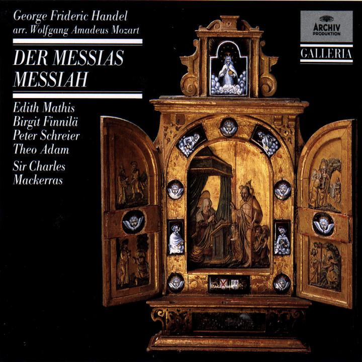 Handel: Messiah 0028942717329