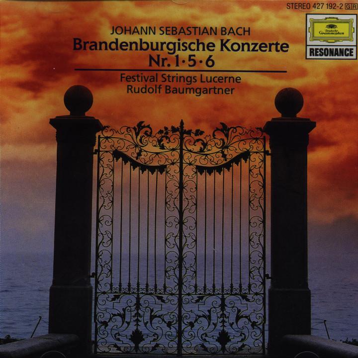 Die Brandenburgischen Konzerte Nr. 1; Nr. 5 und Nr. 6 0028942719228