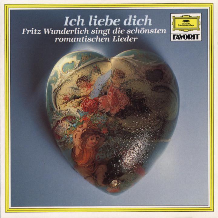 Fritz Wunderlich - Ich liebe dich 0028942701722