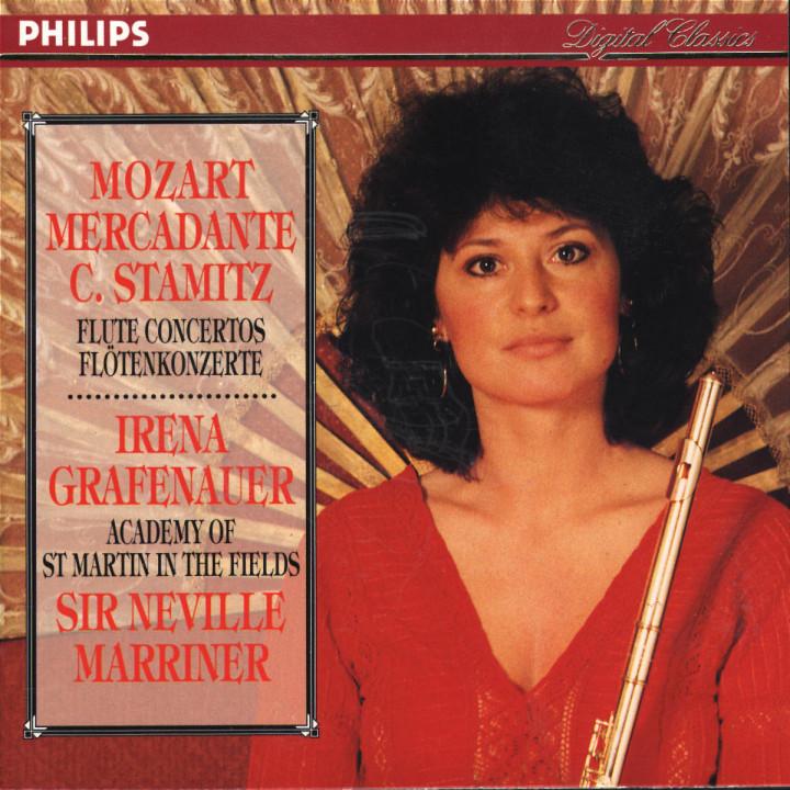 Mozart / Stamitz / Mercadente: Flute Concertos 0028942631823