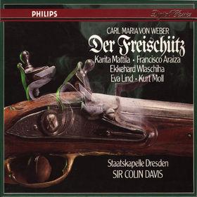 Carl Maria von Weber, Der Freischütz, 00028942631922