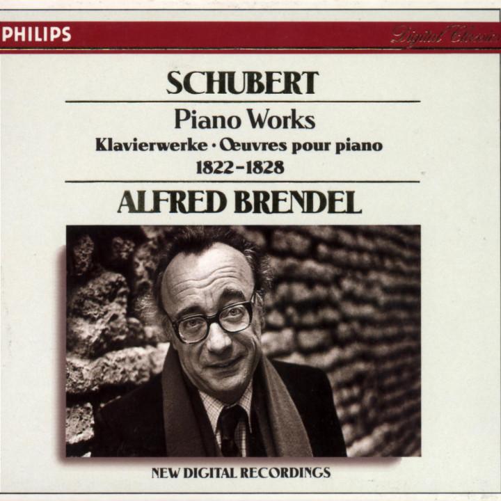 Schubert: Piano Sonata in A, D.959/No.20; Hungarian Melody; 16 German Dances etc. 0028942612828
