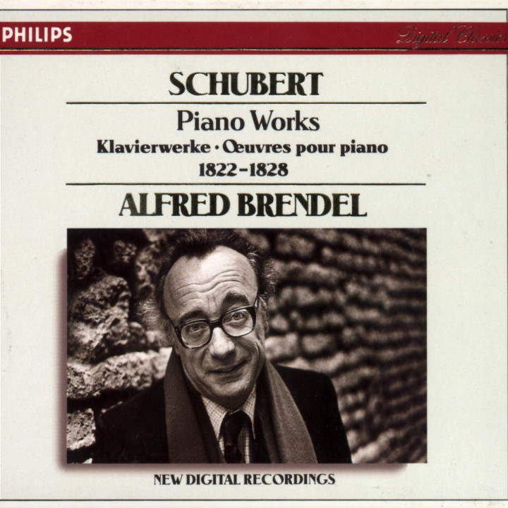 Schubert: Piano Sonata in A, D.959/No.20; Hungarian Melody; 16 German Dances etc. 0028942612828