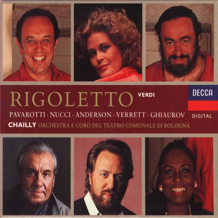 Verdi: Rigoletto 0028942586420