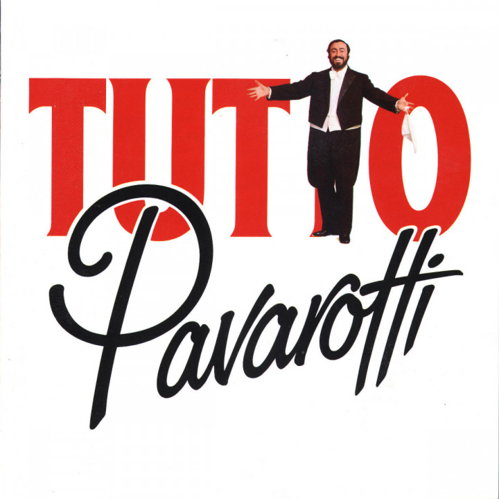 Tutto Pavarotti - Songs and Arias 0028942568127