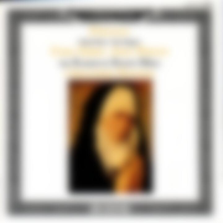 Pergolesi: Stabat Mater; Salve Regina 0028942569221