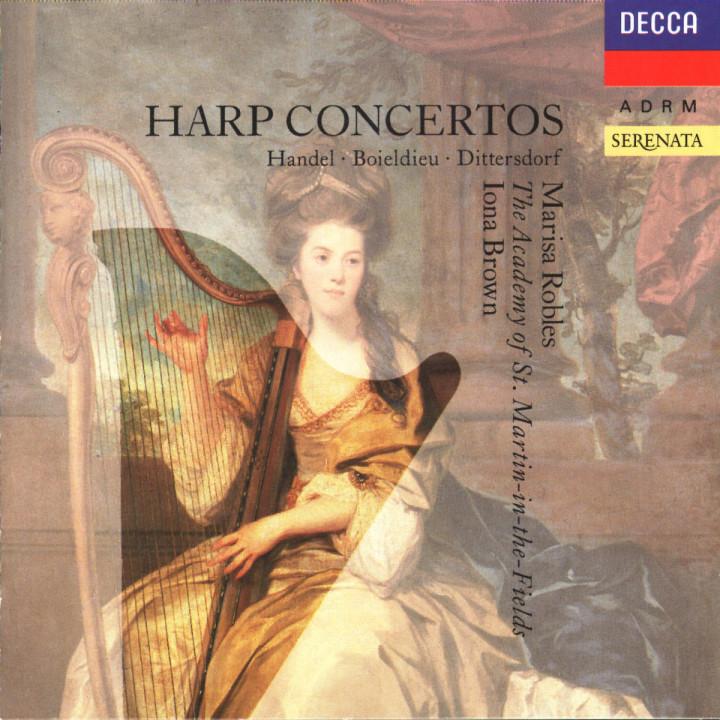 Harp Concertos 0028942572320