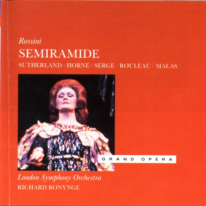 Rossini: Semiramide 0028942548121