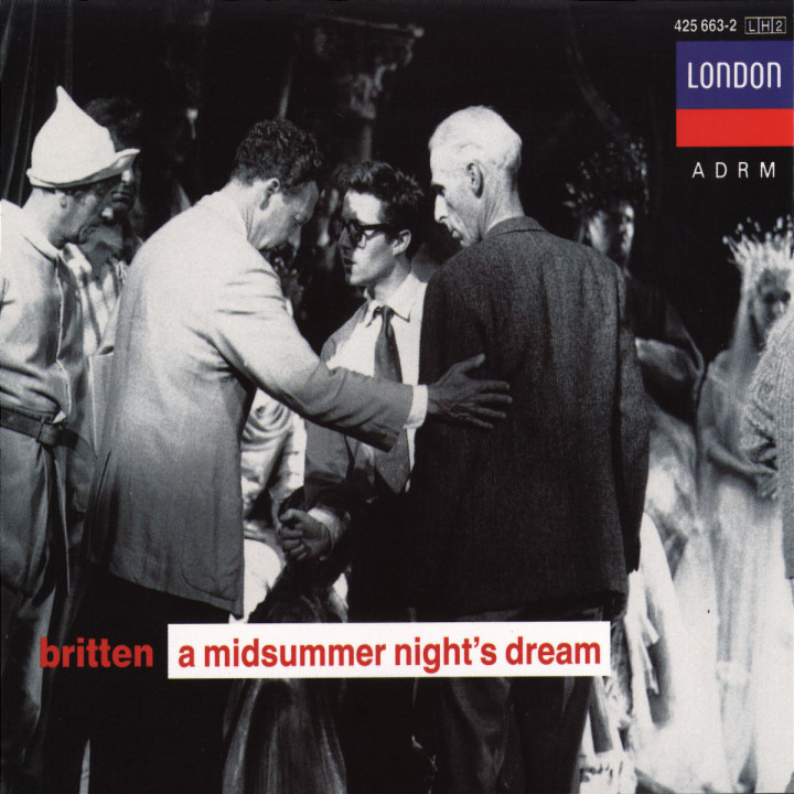 Britten: A Midsummer Night's Dream 0028942566321