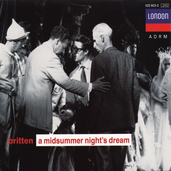 Britten: A Midsummer Night's Dream 0028942566321