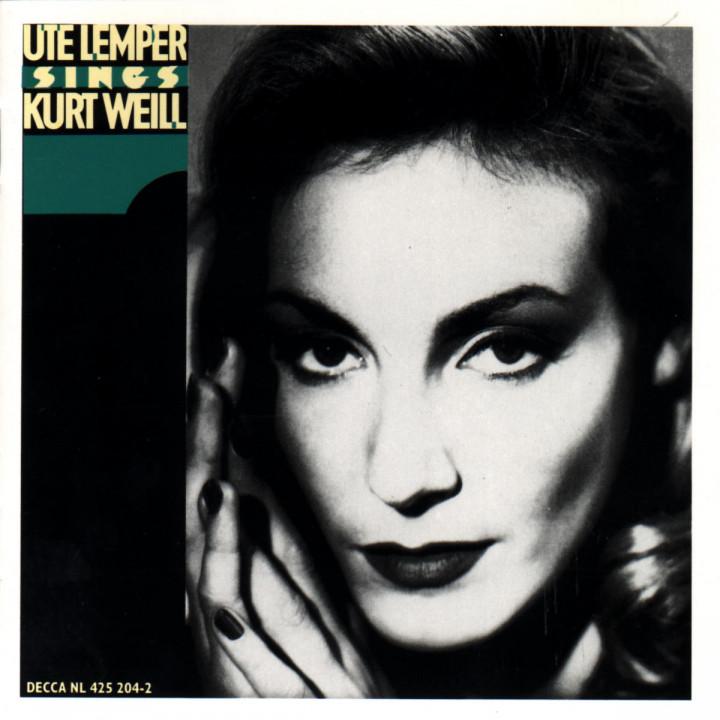 Weill: Ute Lemper sings Kurt Weill 0028942520426