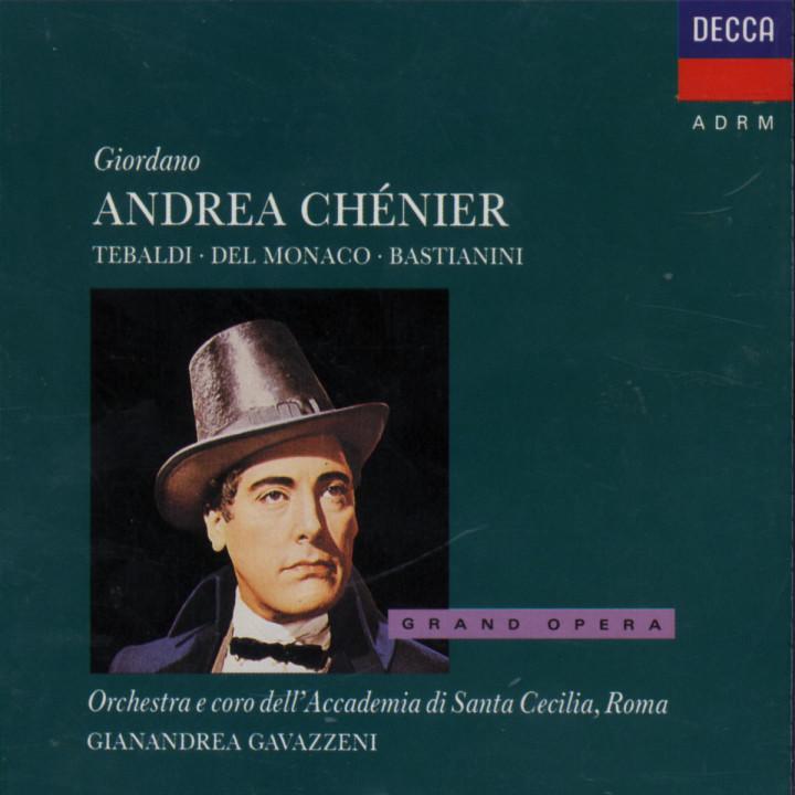 Andrea Chénier 0028942540721