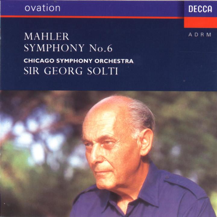 """Sinfonie Nr. 6 a-moll """"Tragische"""" 0028942504022"""