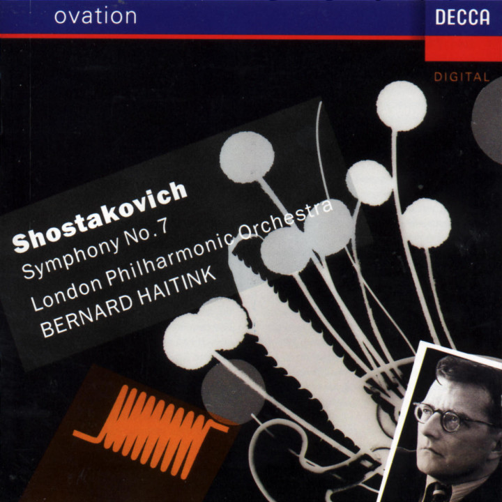 "Shostakovich: Symphony No.7 ""Leningrad"" 0028942506828"