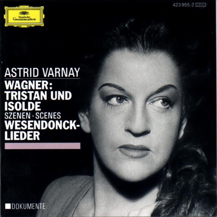 Tristan und Isolde; Wesendonck-Lieder 0028942395523