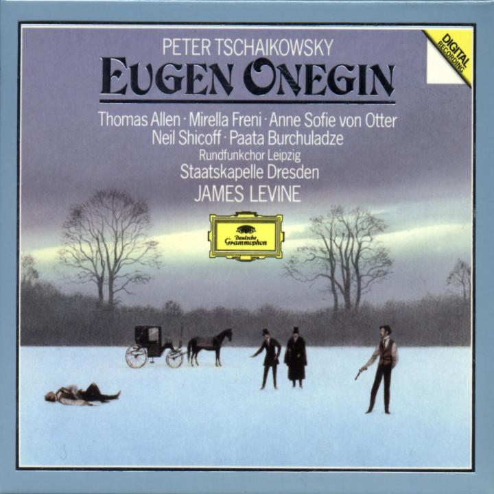 Tchaikovsky: Eugen Onegin 0028942395925