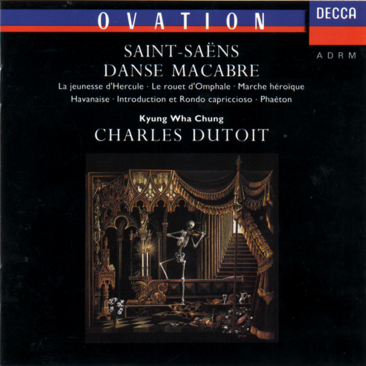 Saint-Saëns: Danse Macabre; Phaéton; Havanaise etc. 0028942502123