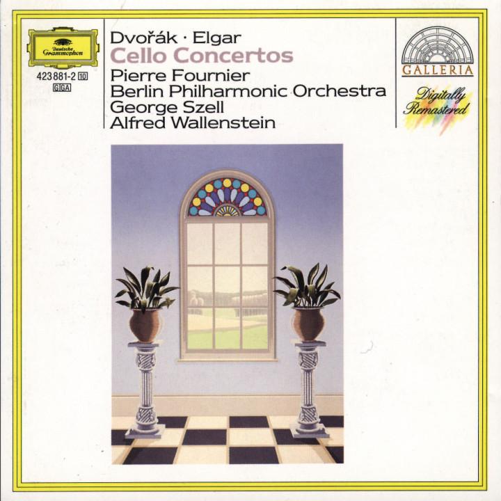 Dvorák / Elgar: Cello Concertos 0028942388121