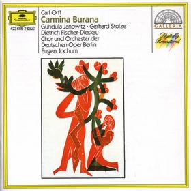 Dietrich Fischer-Dieskau, Orff: Carmina Burana, 00028942388628