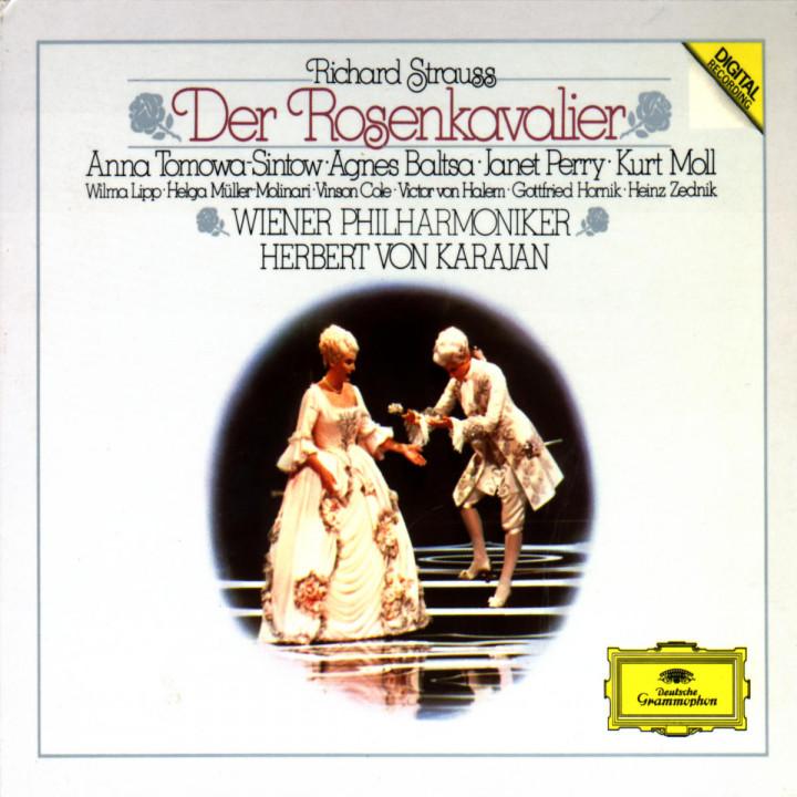 R. Strauss: Der Rosenkavalier 0028942385025