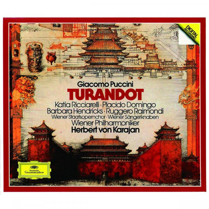 Puccini: Turandot 0028942385520