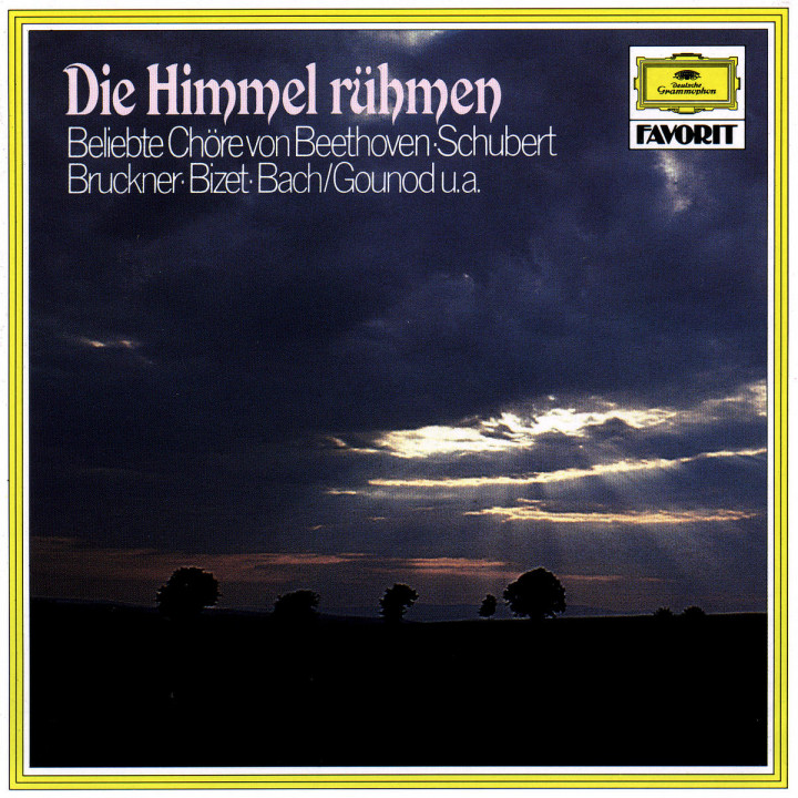 Die Himmel Ruhmen (The Heavens Are Sounding) 0028942377426