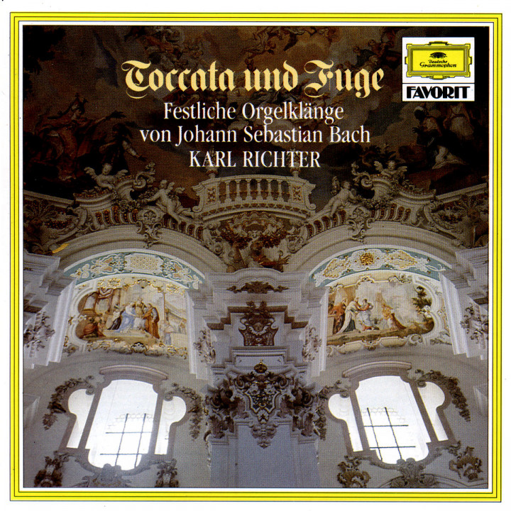 J.S. Bach: Toccata and Fugue 0028942377921