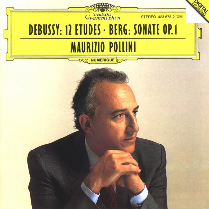 12 Etüden; Sonate op. 1 0028942367825