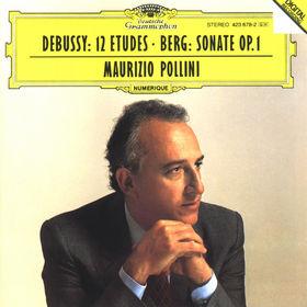 Claude Debussy, 12 Etüden, Sonate op. 1, 00028942367821