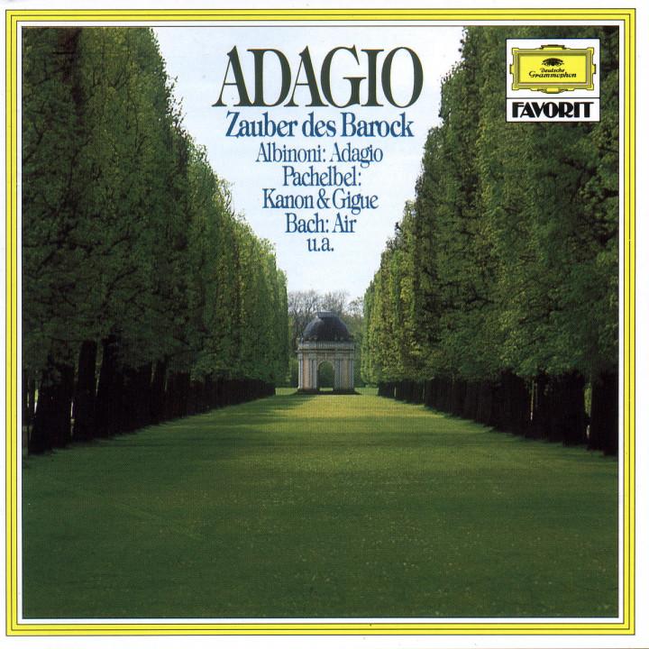 Adagio: Magie du Baroque 0028942376724
