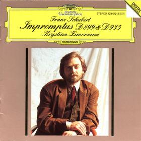 Franz Schubert, Impromptus D 899 & D 935, 00028942361225