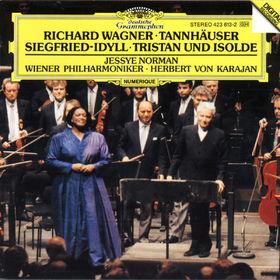 Richard Wagner, Wagner: Tannhäuser Overture, Siegfried-Idyll, Tristan und Isolde, 00028942361324