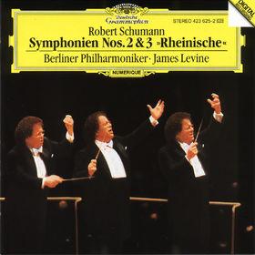 Robert Schumann, Sinfonien Nr. 2 C-dur op. 61&Nr. 3 Es-dur op. 97 Rheinische, 00028942362529