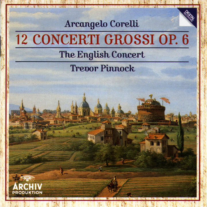 Concerti Grossi op. 6 0028942362624
